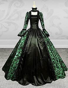 Medievale Vittoriano Costume Per donna Vestiti Stile