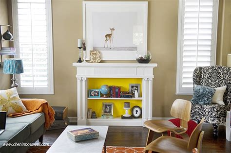 turn tv into fireplace 59 best repurposed mantels images on