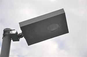 Projecteur Led Exterieur Puissant : lampe projecteur solaire puissant zs a04 lampadaire solaire objetsolaire ~ Nature-et-papiers.com Idées de Décoration