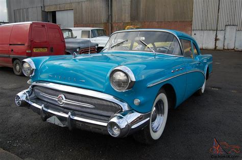 1957 Buick Special 2 door coupe, stunning looking car