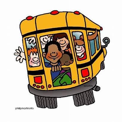 Clipart Clip Bus Leave Homework Cliparts Grade