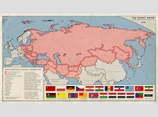 Alternative Cold War Soviet Empire 1960 by Kuusinen on