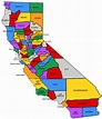 California's 58 Counties are Political Subdivisions of the ...
