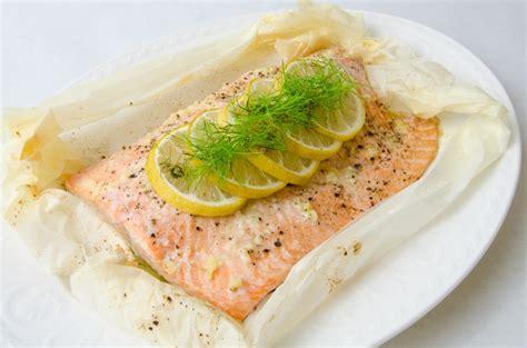 cuisine en papillote salmon en papillote rant cuisine
