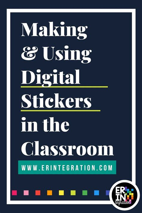 Digital Stickers in Google Classroom and Seesaw   Google ...