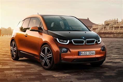 bmw  review electric car bmw  design electric cars
