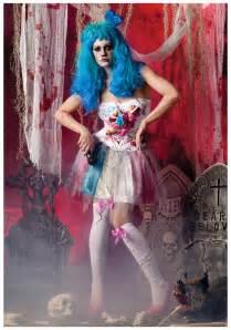 California Zombie Candy Costume