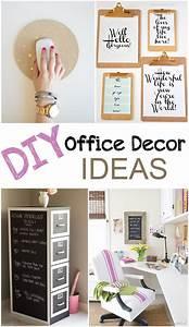 DIY Office Décor - Picky Stitch