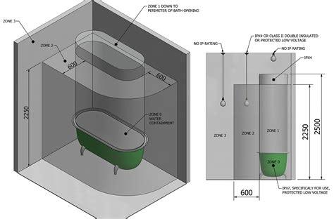 Sterling Bathroom Fixtures by Australian Bathrooms Lighting Requirements Regulations