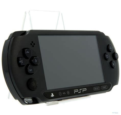 Sony Psp E1000 Charcoal Black Spielkonsole Handheld Ebay