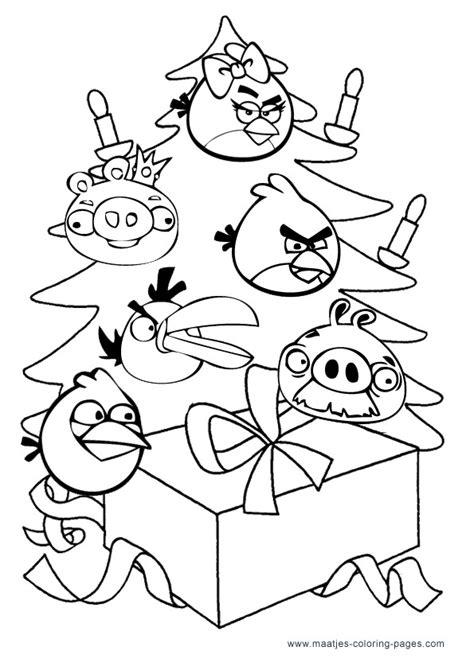 Angry Birds Epic Kleurplaat by Coloriage Angry Birds Noel Dessin Gratuit 224 Imprimer