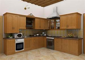 Home Exclusive By Applying Indian Kitchen Designs