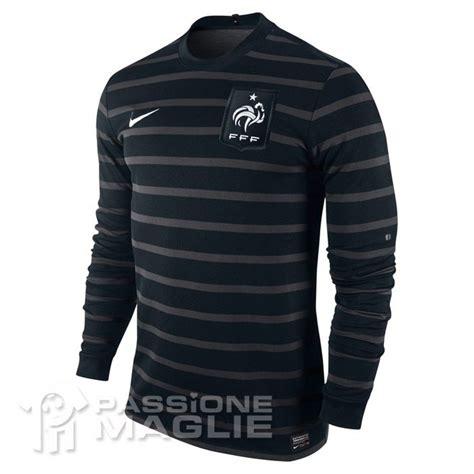 nike si鑒e social la nuova maglia della francia per il 2011 2012 con nike
