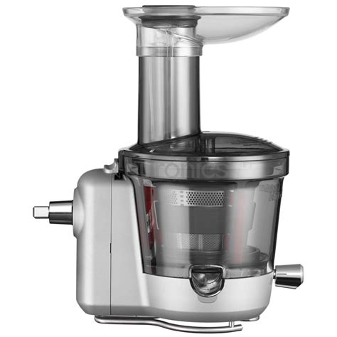 Kitchenaid Juicer Attachment by Juicer And Sauce Attachment For Artisan Mixer