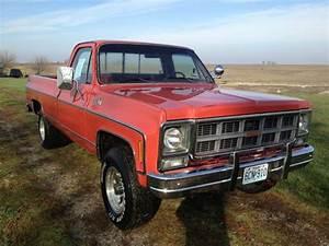 Buy Used 1979 Gmc Sierra Grande 4x4  70k Original Miles    U0026 39 S Matching In Marshall  Missouri