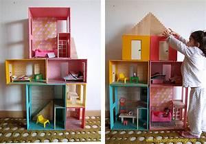 Construire Une Maison De Poupe