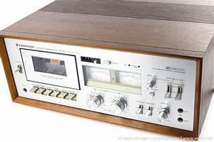 Tandberg 3004 Vintage Cassette Deck Near Mint Condition For Parts
