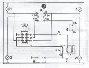 Chevy Blinker Wiring Diagram