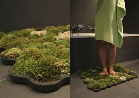 moss bath mat moss carpet for your bathroom veerle s 3 0