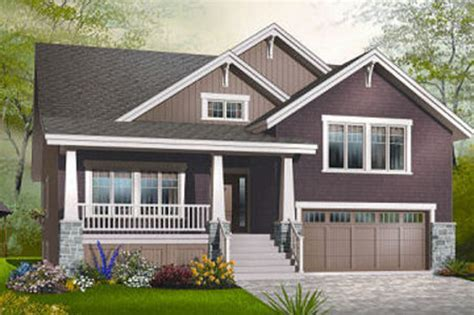 small house plans for narrow lots craftsman style house plan 4 beds 2 5 baths 2309 sq ft