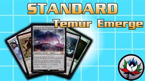 mtg pro tour decks amonkhet mtg temur emerge pro tour standard deck tech for magic