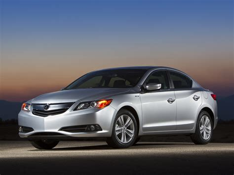 Acura Ilx Hybrid Wallpapers