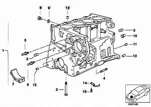 Original Parts For E46 320d M47 Touring    Engine   Engine