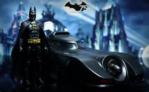 Batman 1989 Movie Batmobile