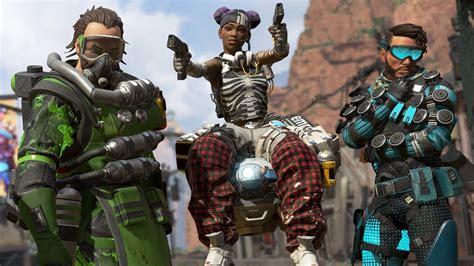 Apex Legends Has Hit 25 Million Total Players, Details