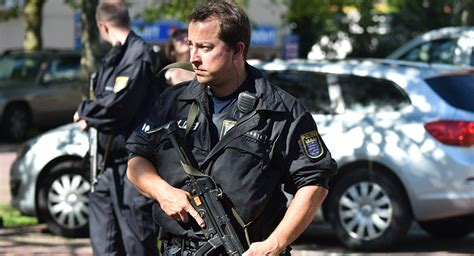 Shooting, Suspected Hostage Crisis In West Germany Prompt