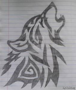 cool drawings of wolves - Google Search | Things to Draw ...