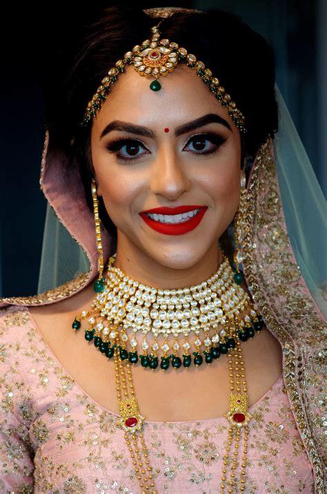 jasleen kaur bridal wedding portfolio indian bridal