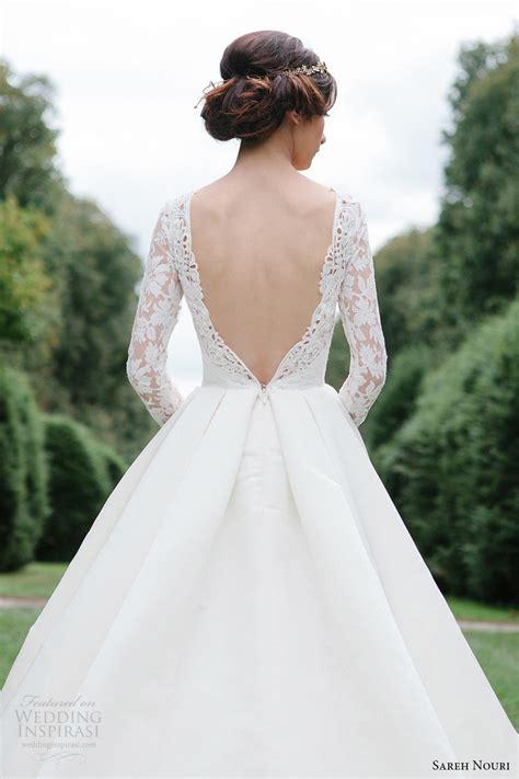 sareh nouri fall  wedding dresses lookbook wedding