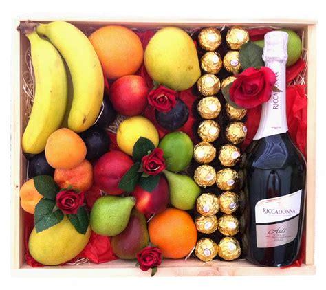 fruit baskets delivered gift hers for valentines day fruit hers fruit