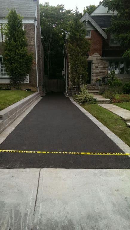 driveway paving estimate asphalt paving toronto 905 761 7315 nortown paving construction