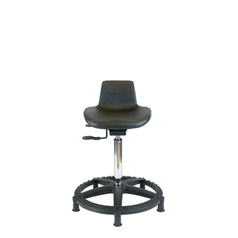techno aide hover ultrasound stool new