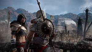 Assassin's Creed Origins - 'The Hidden Ones' DLC ...