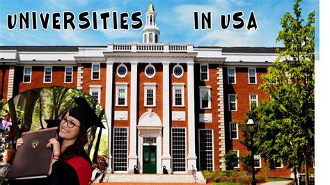 top  universities  usa  university  usa youtube