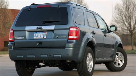 review  ford escape hybrid   green easy