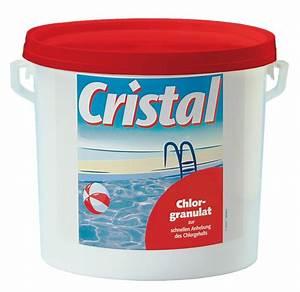 Chlorgranulat 5 Kg : cristal chlorgranulat 5 kg ~ Watch28wear.com Haus und Dekorationen