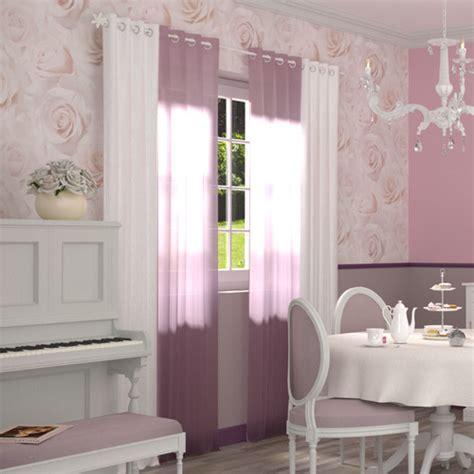 papier peint salle a manger 4 murs assortir les rideaux 224 style d 233 co 4murs