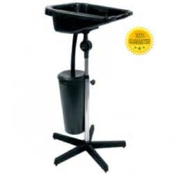 hairdressing backwash hair basin portable shoo sink
