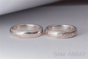 mokume gane mens wedding band wedding decor ideas With wedding rings in new york