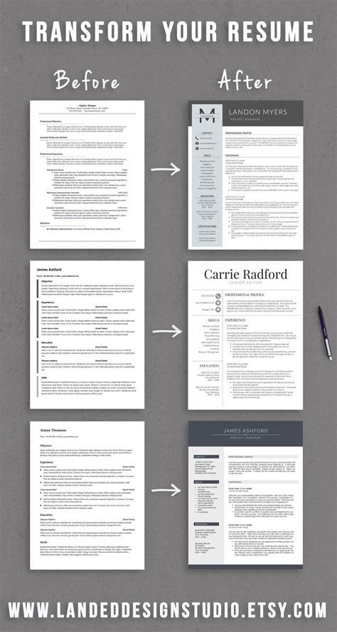 completely transform your resume for 15 with a
