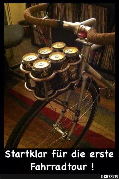 startklar fuer die erste fahrradtour lustige bilder