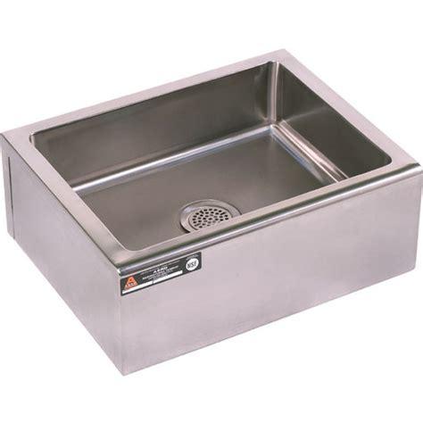 stainless steel mop sink mop sinks 16 gauge stainless steel floor mop sinks by