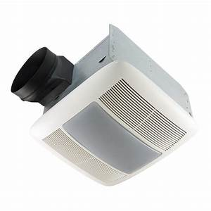 Qtx series very quiet cfm ceiling exhaust bath fan with