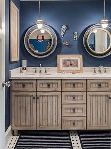 50, Incredible, Coastal, Style, Nautical, Bathroom, Designs, Ideas