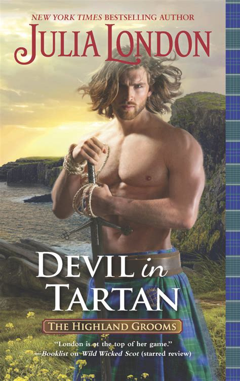In Tartan The Highland Grooms by Official Site Of Author