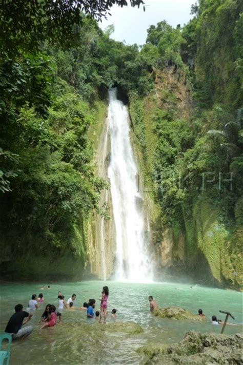 mantayupan falls barili cebu
